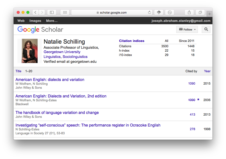 Natalie Schilling screenshot